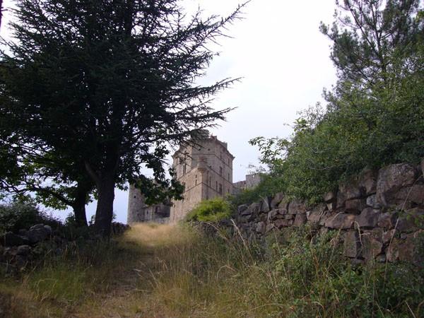 La Regordane ou chemin Saint Gilles.