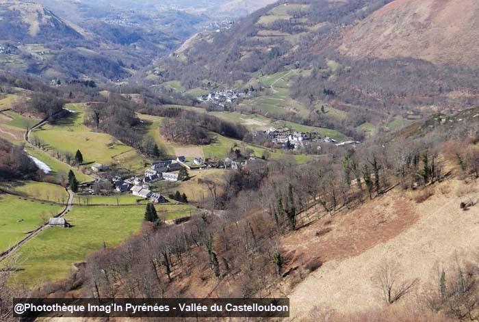 Vallée du Castelloubon