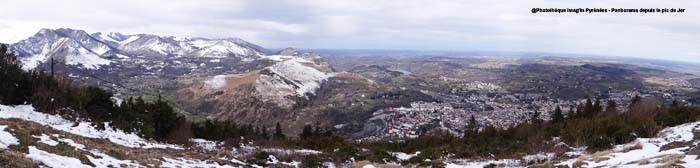 du Pibeste à Lourdes