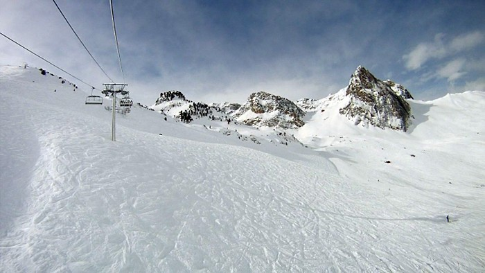 Station de ski de Barèges - La Mongie