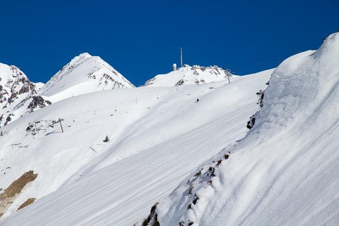 Pic du Midi de Bigorre et télésiège de Barèges