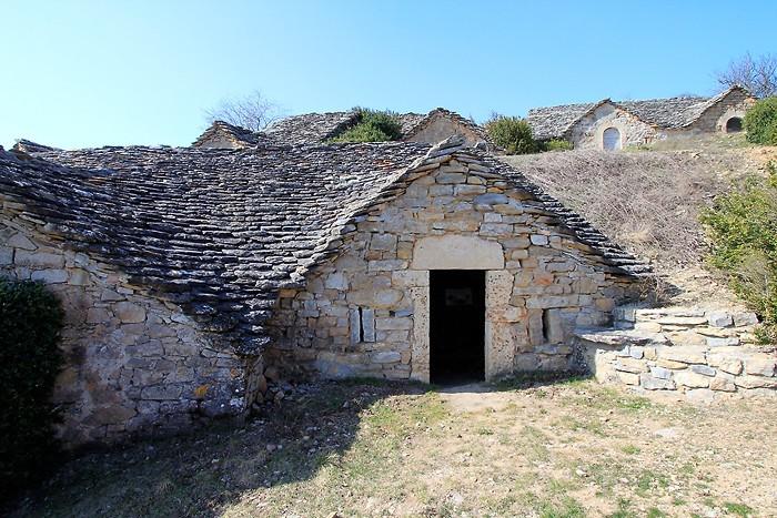 Caves semi-troglodytiques d'Entre-deux-monts