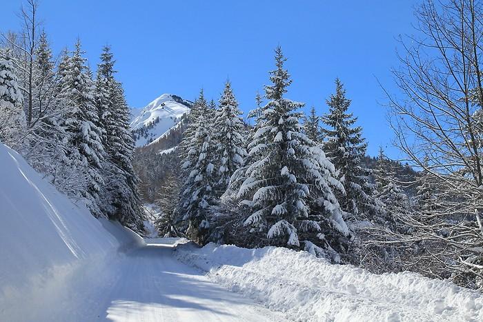 Beaucoup de neige à Barèges