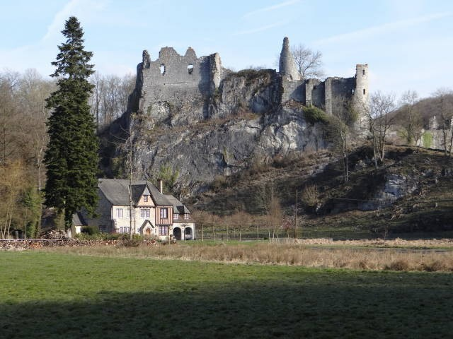 Chateau de Montaigle