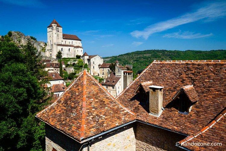 Village de Saint-Cirq-Lapopie