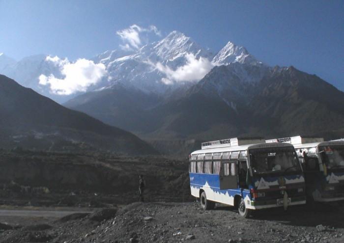 Trekking : Tour des Annapurna