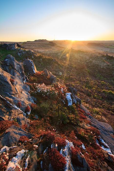 Randonnée sur les Monts d'Arrée
