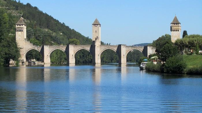 Pont Valentré, Cahors, Grand Site de Midi Pyrénées