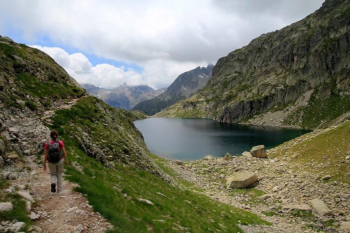 Randonnée au lac Nère dans les Hautes-Pyrénées