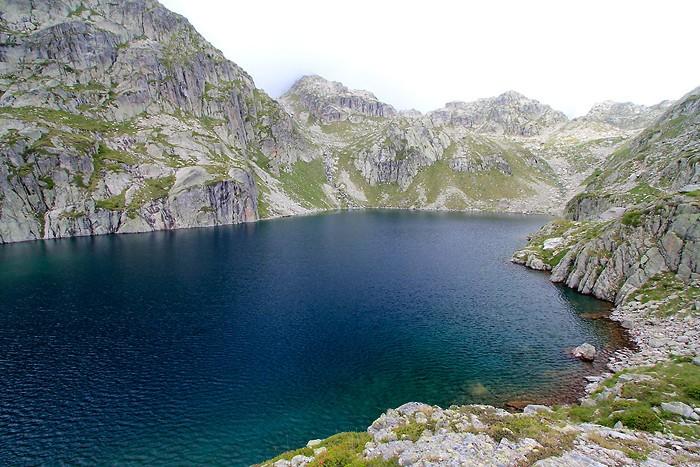 Lac Nère dans les Pyrénées