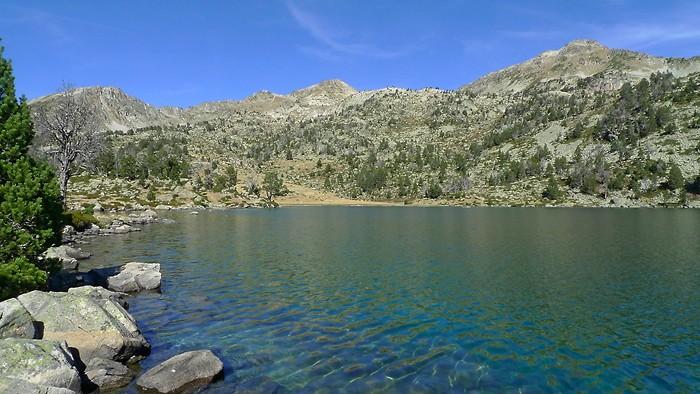 Lac d'Aumar, Pyrénées