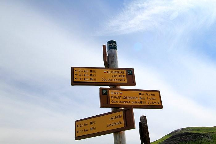 Les randonnées sur le plateau d'Emparis