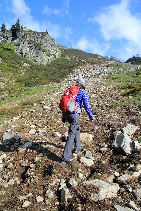 Test de la doudoune Mountain Hardwear Ghost Whisperer