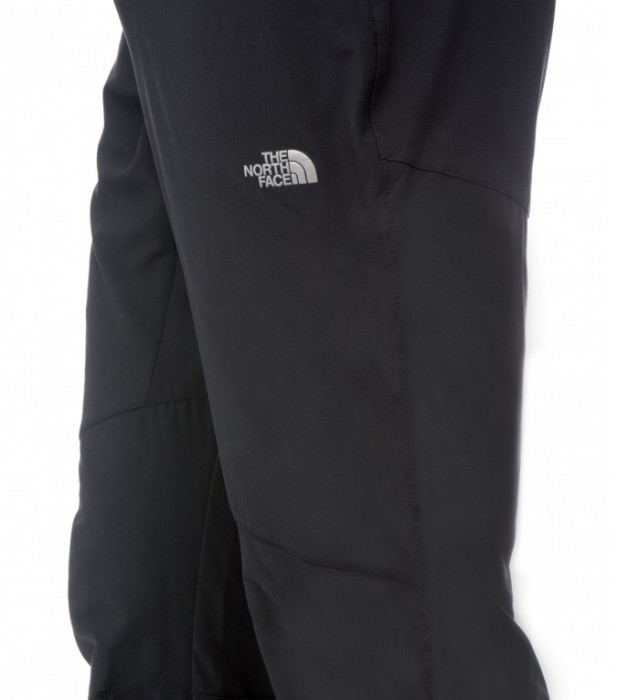 Gros plan sur le pantalon de randonnée The North Face Sentiero
