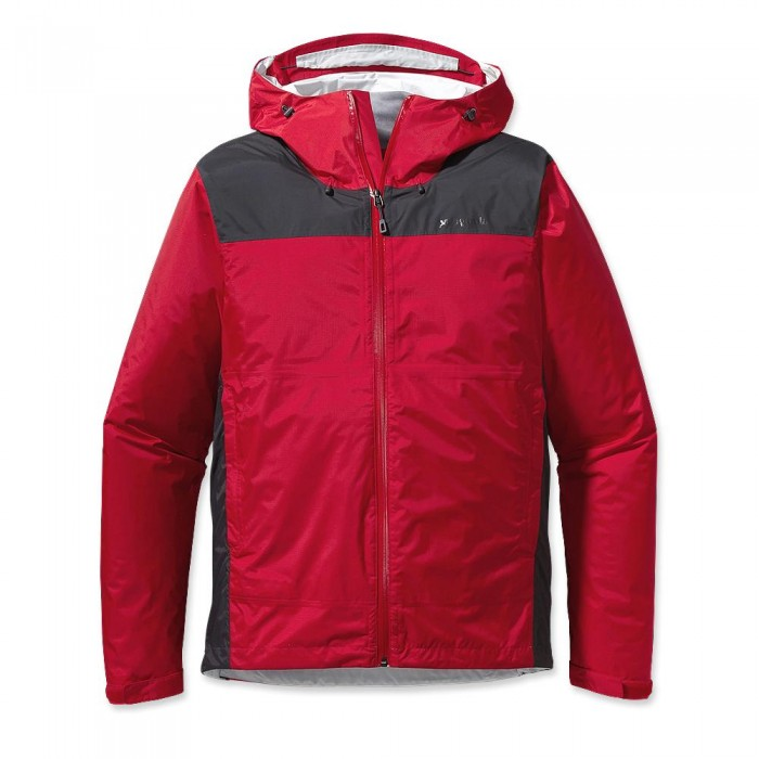 Patagonia Men's Torrentshell Plus Jacket Red