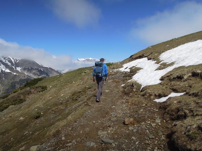 Randonnée direction le Refuge des Espuguettes, Pyrénées