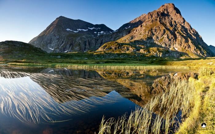 Randonnée au lac Fourchu
