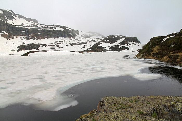 Randonnée au lac de Pormenaz depuis le Gouet