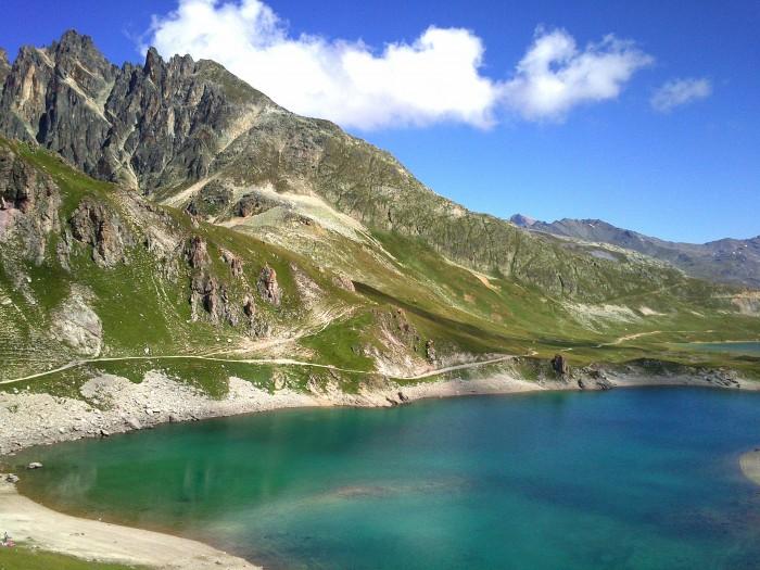 Lac du Grand Ban / Haute Clarée