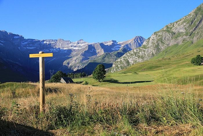 Randonnée au col du Pourteillou