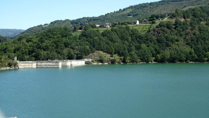 Lac de Castelanu Lassouts Lous