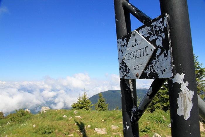 La Croix de la Cochette 1618 mètres