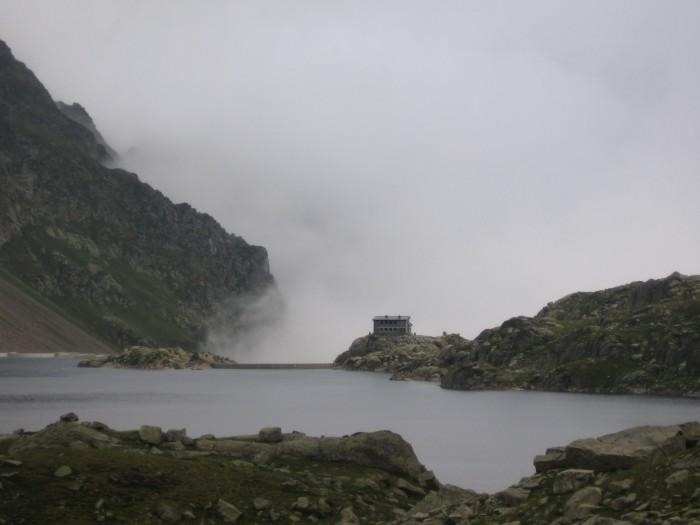 Refuge et lac de Migouélou