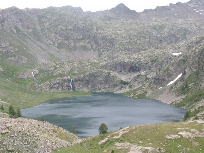 Lac supérieur de Vens