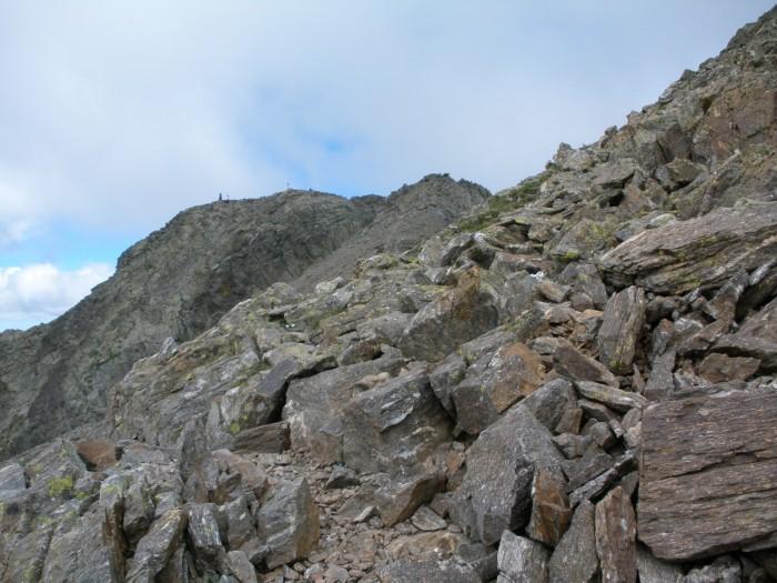 Mont Ténibre (3031 m) - Haute Tinée