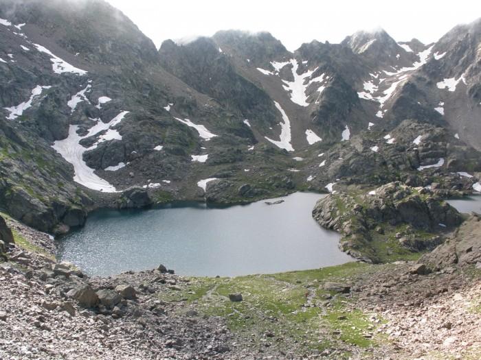 Lac du Cimon - Haute tinée