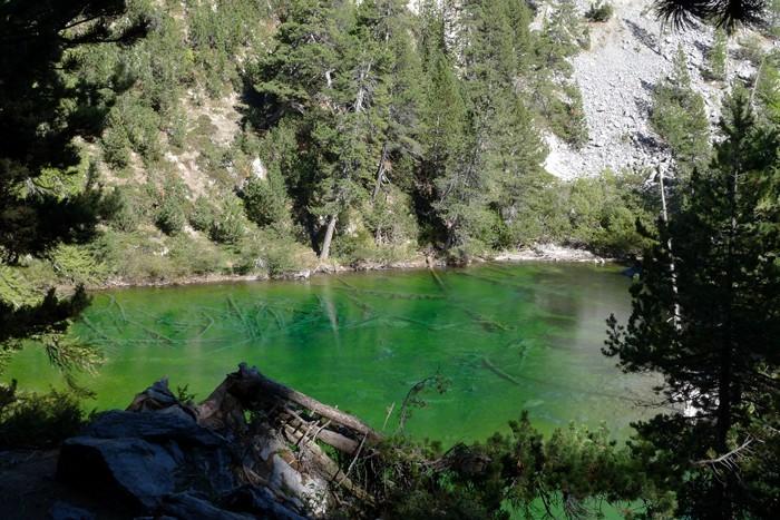 Lac Vert, Vallée Etroite, Hautes-Alpes