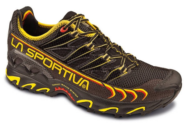La Sportiva Ultra Raptor Black / Yellow