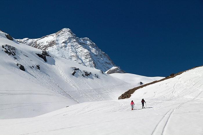 Ski de randonnée à Gavarnie