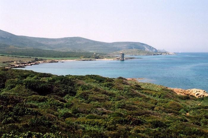 Randonnée pédestre : Randonnée sur le sentier des douaniers du Cap Corse