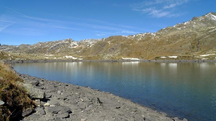 Lac Rond, vallée de la Clarée, Massif des Cerces