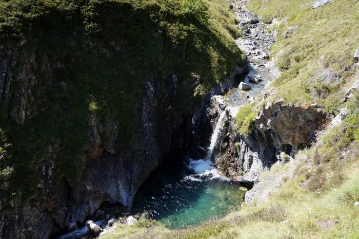Canyon d'Ossoue