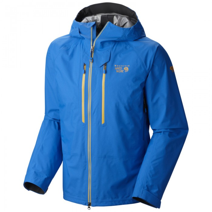 Mountain Hardwear Seraction Jkt Hyper Blue/Shark