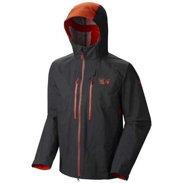 Mountain Hardwear Seraction Jacket Noire