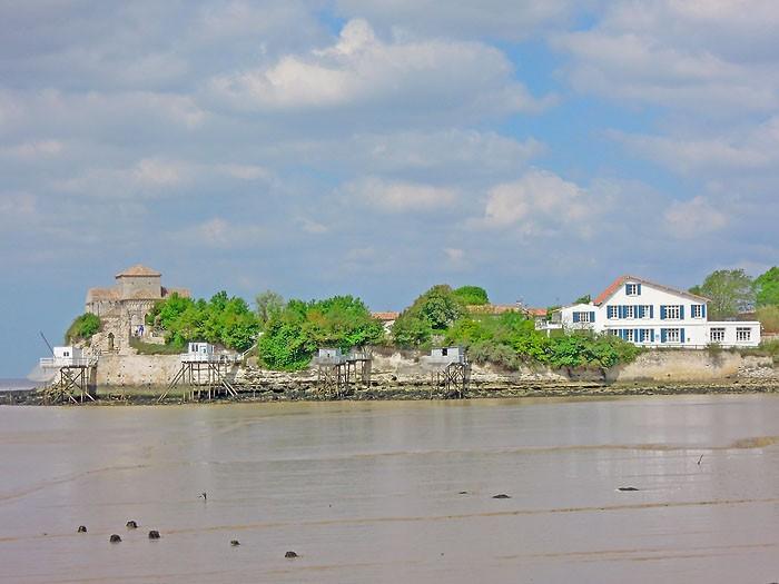 Talmont sur Gironde, un des plus beau village de France