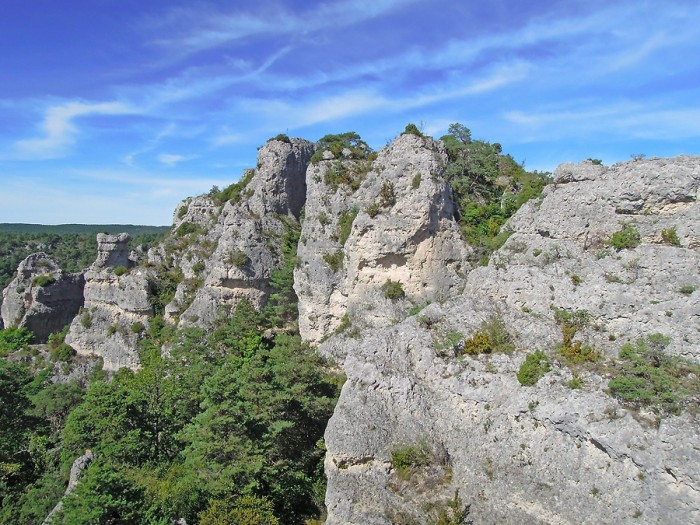 Chaos de Montpellier le Vieux