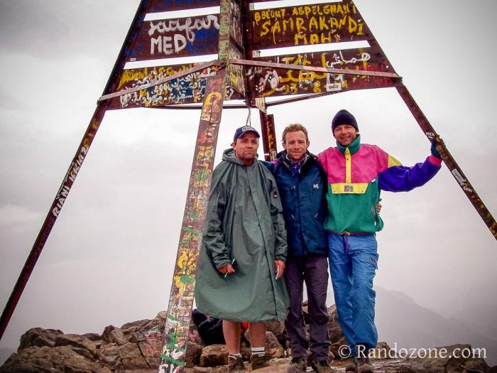 Trekking : Tour du Toubkal et nettoyage du camp de base