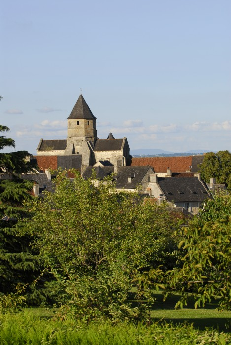 La fontaine miraculeuse de Saint Maurice