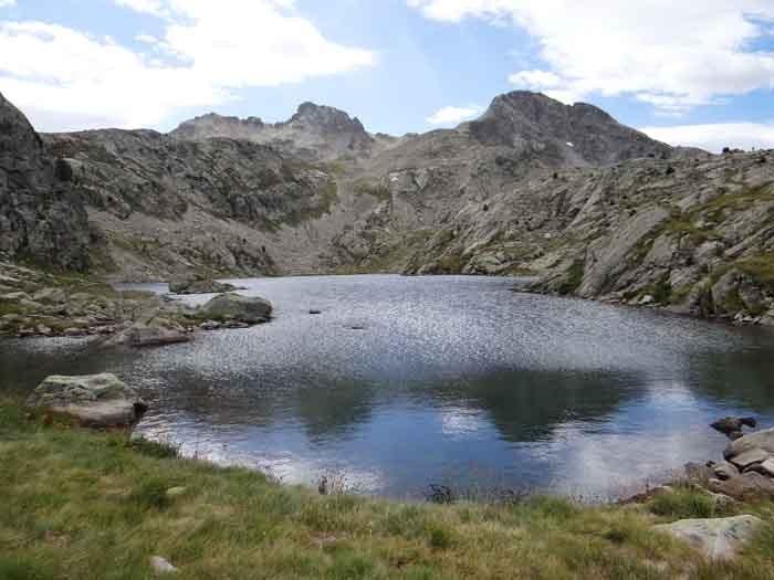Lac inférieur de Brazato