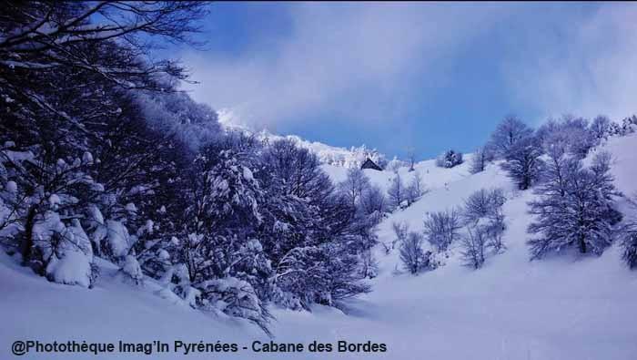 Cabane des Bordes