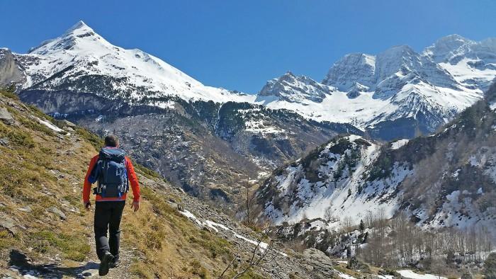 Randonnée pédestre : Un week-end de randonnées à Gavarnie