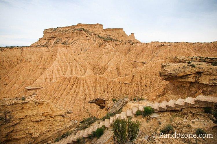 Randonnée pédestre : Randonnée à la Piskerra dans les Bardenas