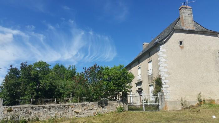 Maison dans le hameau de Morsanges