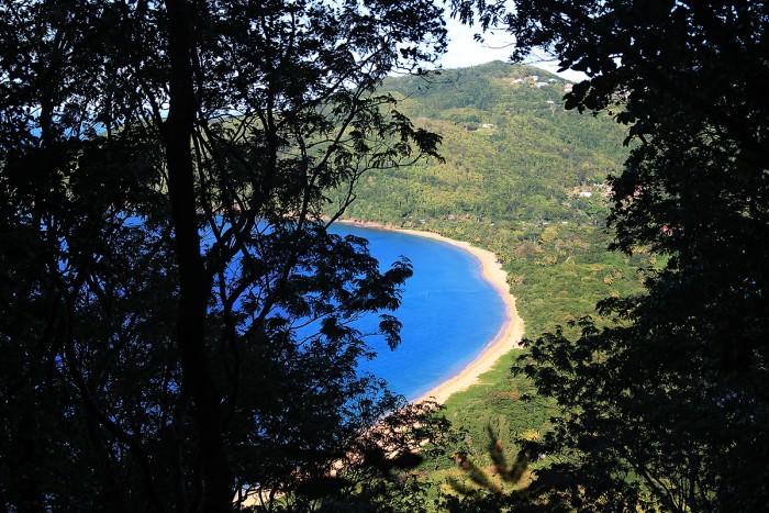 Randonnée pédestre : Randonnée au Gros Morne de Deshaies