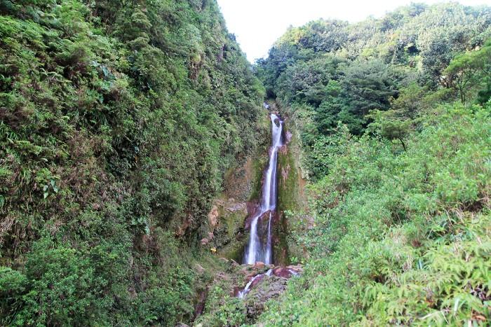 Randonnée : Randonnée à la chute du Galion