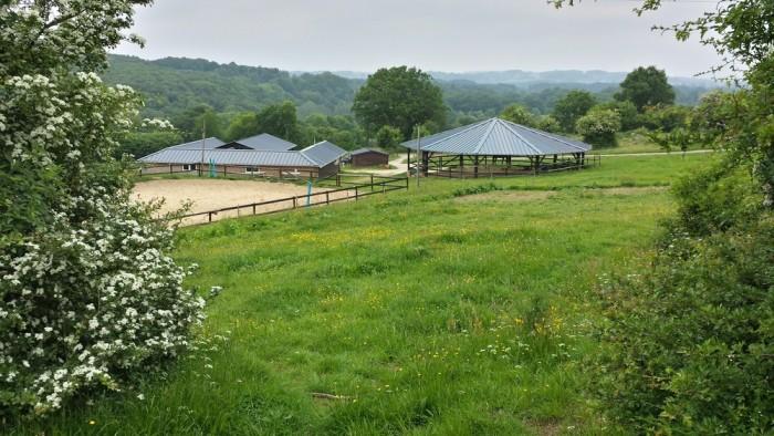 Outdoor : Centre Equestre de Pleine Nature de la LYS